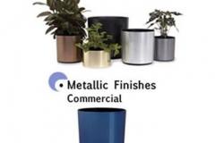 metalic-finish-planters